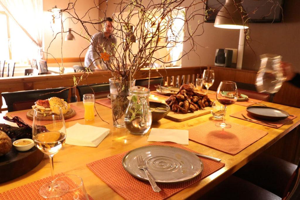 Restaurace Špajz